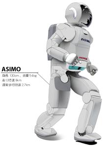 本田技研工業アシモ